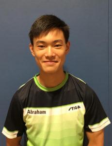 Trainer Abraham Ju
