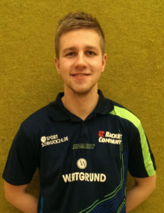 Jugendleiter Philipp Ciemny