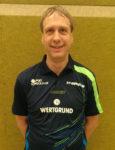 Trainer Wolfgang Bindemann